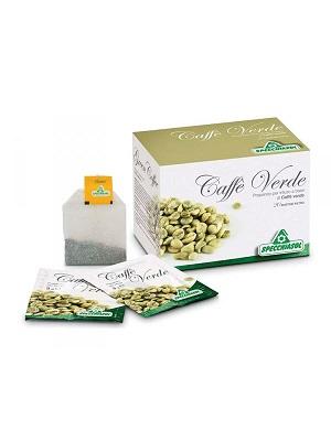 Specchiasol zöld kávébab filteres tea 20 db