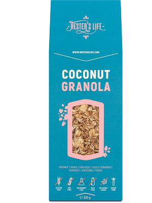 Hesters life kókuszos granola 320g