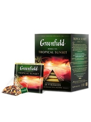 Greenfield tropical sunset pyramids 20filter 36g