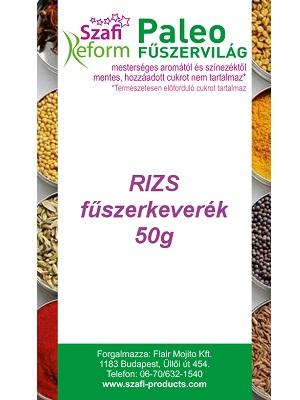Szafi Reform rizs fűszerkeverék 50g