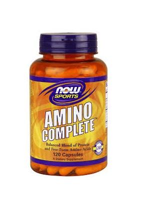 Now-Amino-complete-120-caps