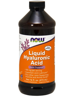 Now Liquid Hyaluronic Acid 473 ml