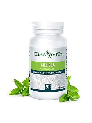 Erba Vita melissa citromfű tabletta – 125db