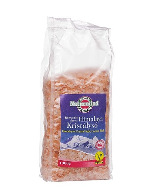 Naturmind Himalaya só durva rózsaszín 1kg