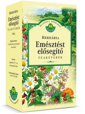Herbária emésztést elősegítő teakeverék 100g