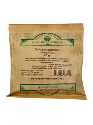 Herbária galagonya termés 40g