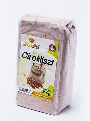 Love Diet cirokliszt 500g