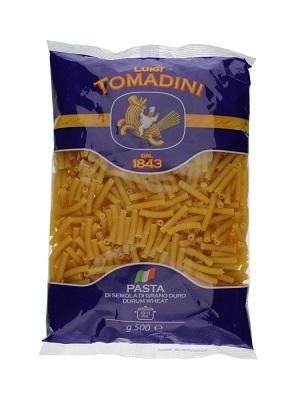 Luigi Tomadini sedanini rövid cső tészta durumlisztből 500g