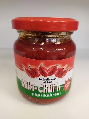 Miki Chili n 9/10 paprikakrém 106g