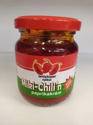 Miki Chili n 10/10 paprikakrém 106g