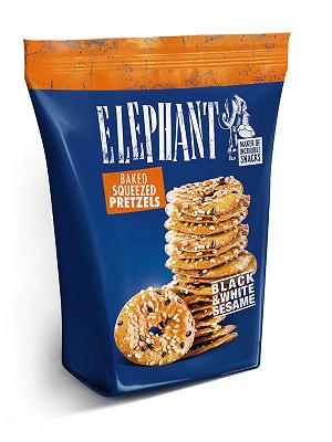 Elephant chips tallér szezámos 80g