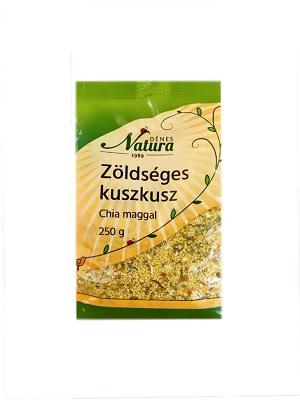 Dénes Natura zöldséges kuszkusz chia maggal 250g