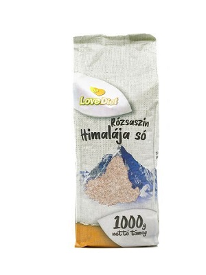 Love Diet himalaya só rózsaszín 1kg