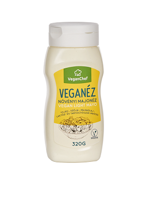 VeganChef majonéz light 320g