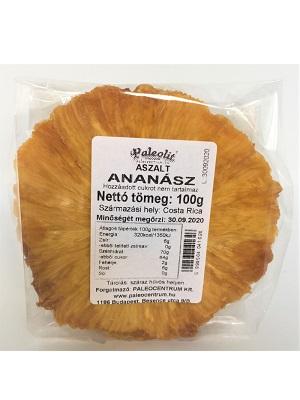 Paleolit aszalt ananász cukormentes 100g