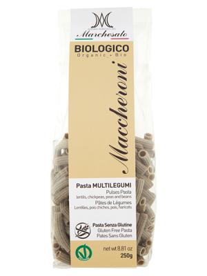 Biologico mix zöldség tészta gluténmentes 250g