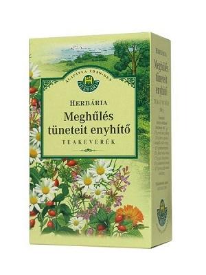 Herbária meghűlés tüneteit enyhítő teakeverék 10dkg