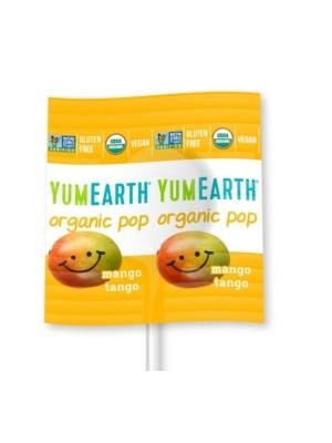 YUMEARTH organikus nyalóka mangó