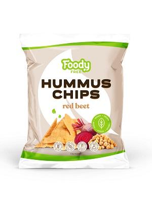 Foody hummus chips 50g