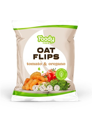Foody flips zab chips paradicsom oregáno 50g