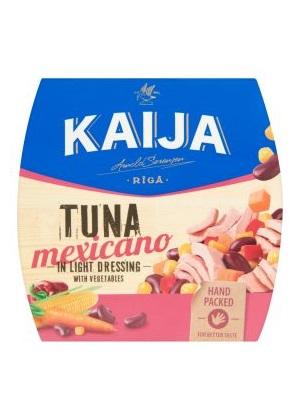 Kaija Mexikói tonhal saláta 185g