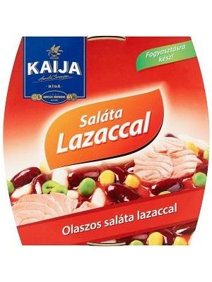 Kaija olaszos lazac saláta 220g