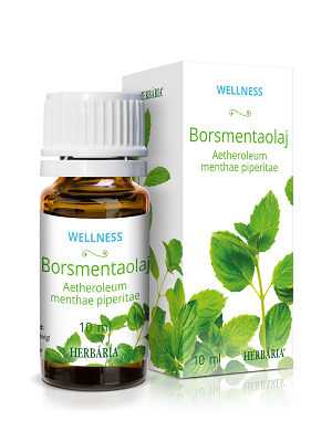 Herbária Wellness borsmentaolaj 10ml