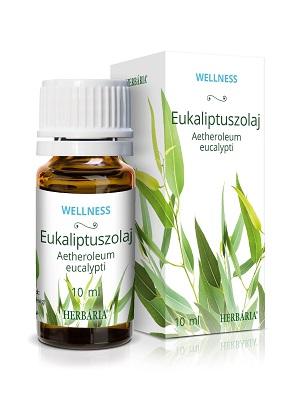 Herbária Wellness eukaliptuszolaj 10ml