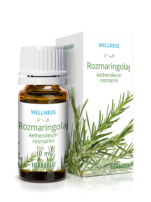 Herbária Wellness rozmaringolaj 10ml