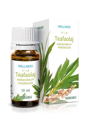 Herbária Wellness teafaolaj 10ml