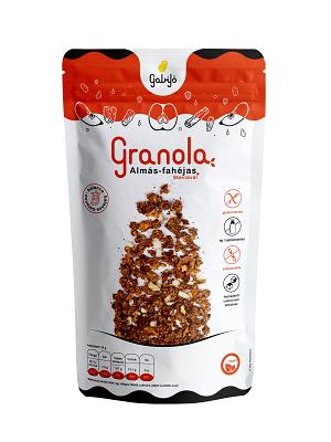 Gabijó granola almás-fahéjas 275g
