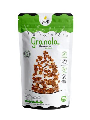 Gabijó granola kókusz mandula 275g