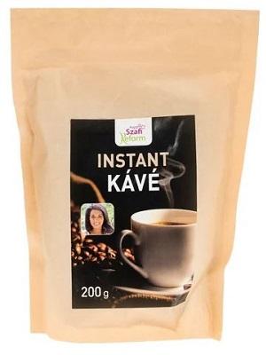 SZAFI instant kávé 200g