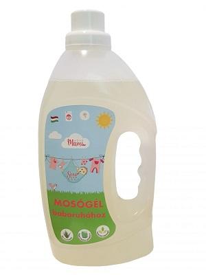 MM SensEco Baby mosógél babaruhához lány 1,5l