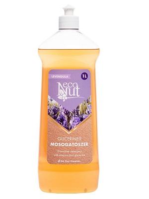 MM EcoNut mosódiós mosogatószer glicerinnel levendula 1l