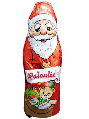 Paleolit mikulás étcsokoládés figura 40g