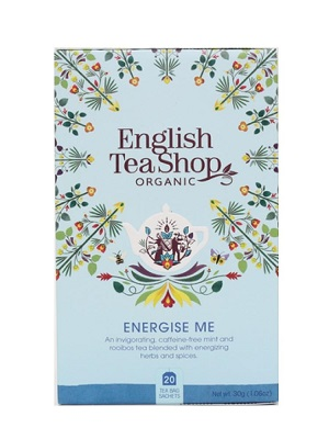 English Tea Shop energise me-energizáló tea 40g (20filter)