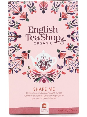 English Tea Shop wellness shape me bio tea 40g (20filter)