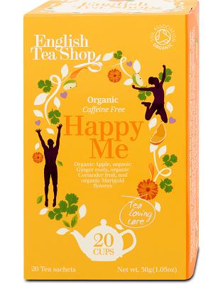 English Tea Shop happy me-boldogító bio tea 40g (20filter)