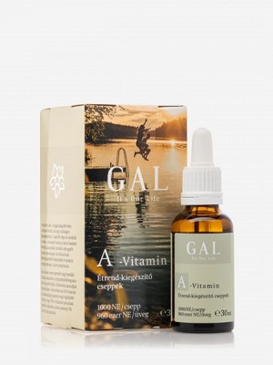 GAL A-vitamin 30ml