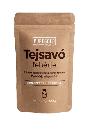 Pure Gold tejsavó fehérje 500g