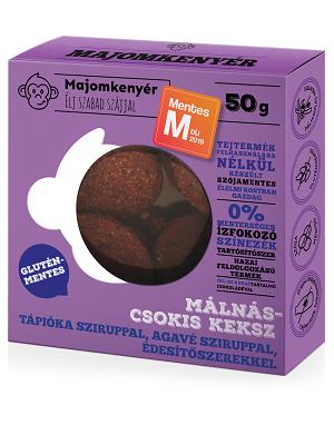 MAJOMKENYER-PALEOKEKSZ-csokis-malnas-50g