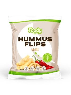 FOODY FREE Hummus flips chilivel (50 g)