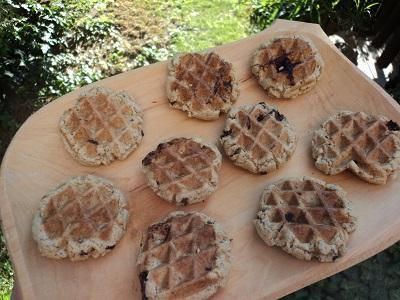 Mini-waffles-